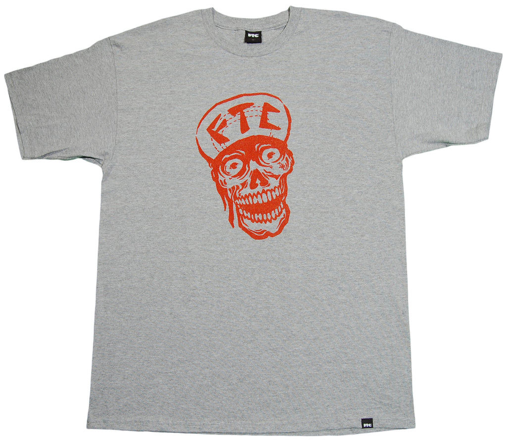 <!--2013020559-->FTC - 'Suicidal' [(Gray) T-Shirt]