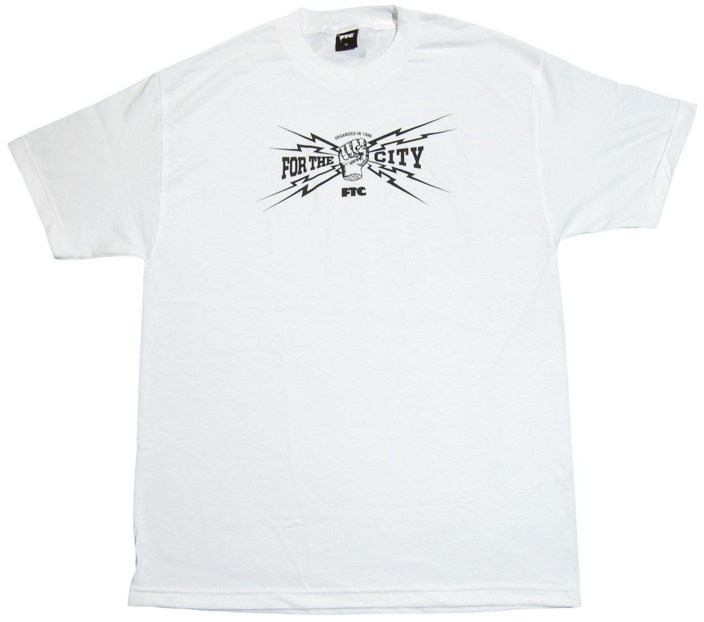 <!--2011112241-->FTC - 'Organized Wrkers' [(White) T-Shirt]