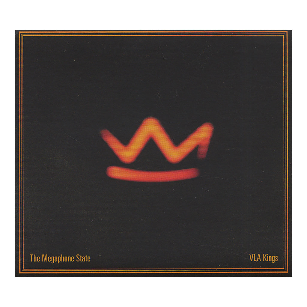 <!--020120411046371-->The Megaphone State - 'VLA Kings' [CD]