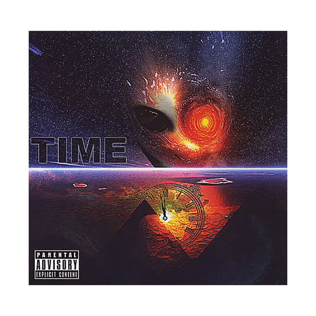 <!--020120103039802-->The Soularz - 'TIME (To Insight Minds Everywhere)' [CD]
