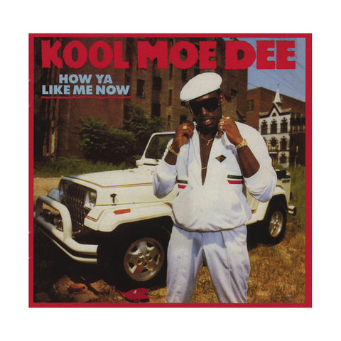Kool Moe Dee - 'Wild Wild West' [Streaming Audio]