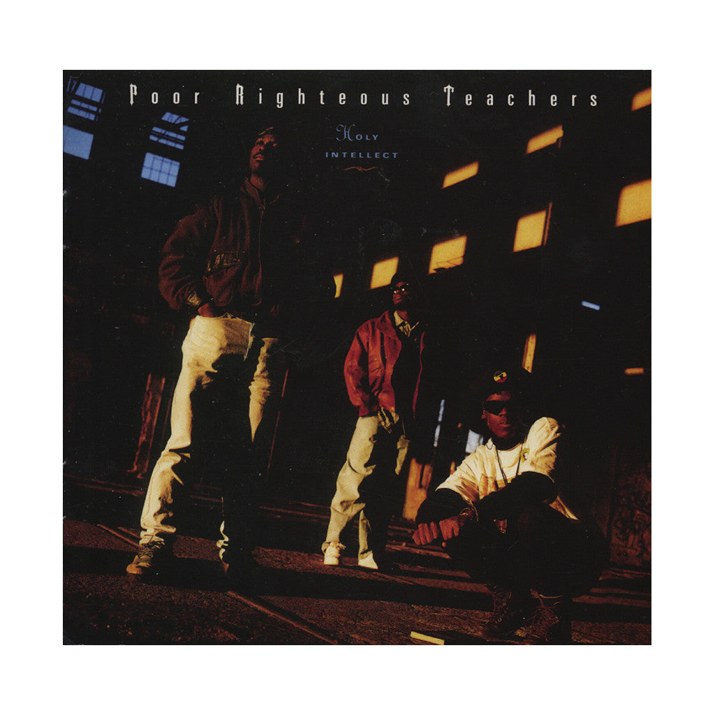 <!--1998113016-->Poor Righteous Teachers - 'Rock Dis Funky Joint' [Streaming Audio]