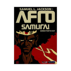 <!--020070904010590-->'Afro Samurai: Director's Cut' [DVD]