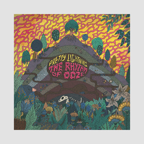 "[""Pretty Lightning - 'The Rhythm Of Ooze' [(Colored) Vinyl LP]""]"