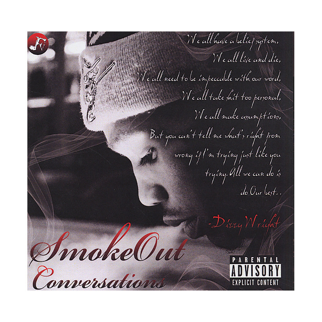 Dizzy Wright - 'Smokeout Conversations' [CD]