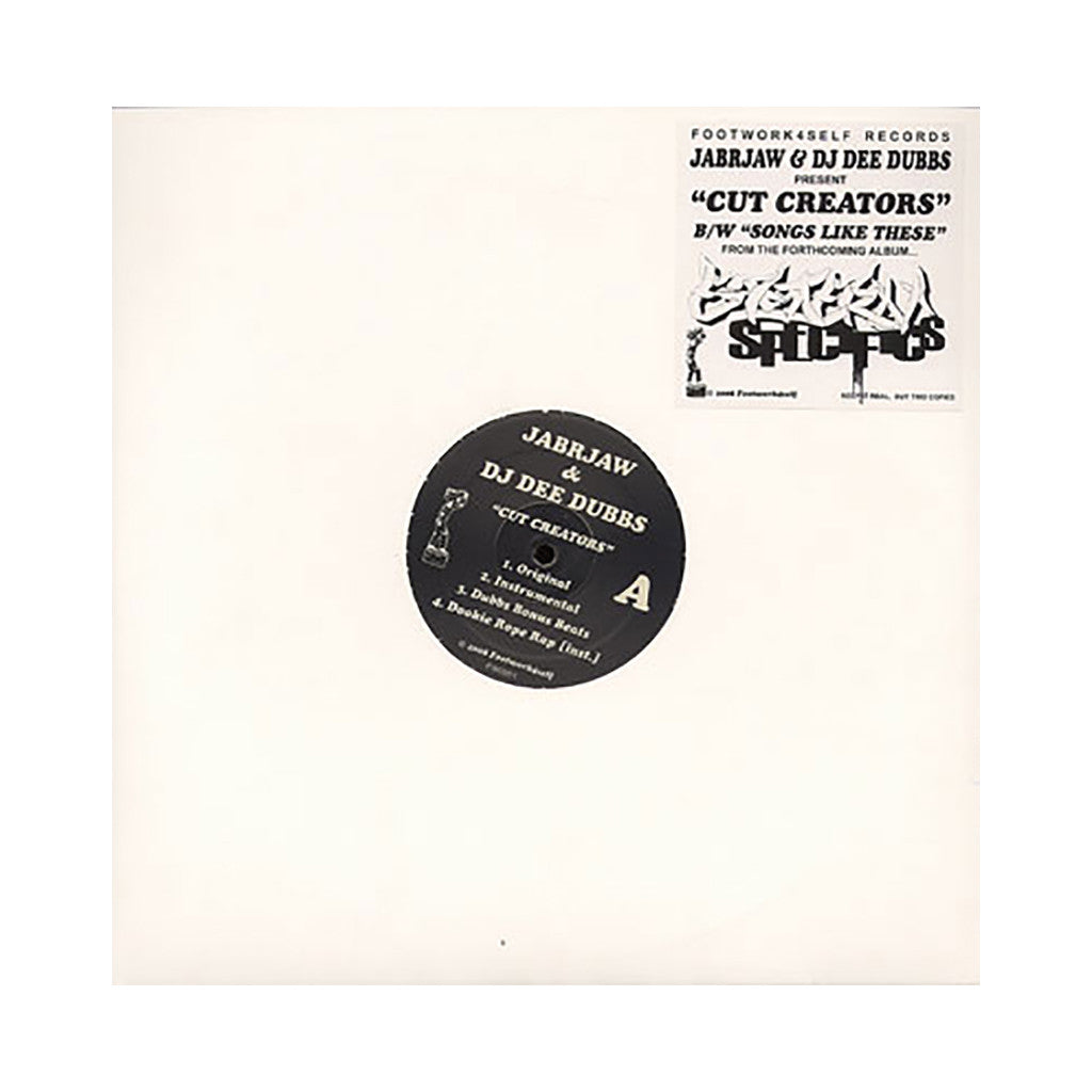 <!--2009010616-->Jabrjaw & DJ Dee Dubbs - 'Cut Creators' [Streaming Audio]