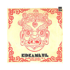 Kidkanevil - 'Back Off Man, I'm A Scientist' [(Black) Vinyl LP]