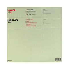 Maker & Joe Beats - 'Falcon By Design' [(Red) Vinyl LP]