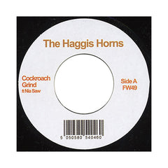 "<!--020100629021768-->The Haggis Horns - 'Cockroach Grind/ The Jerk' [(Black) 7"""" Vinyl Single]"