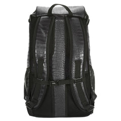 <!--020140826065465-->FLuD Watches - 'Tech Bag - Faux Croc' [(Black) Backpack]
