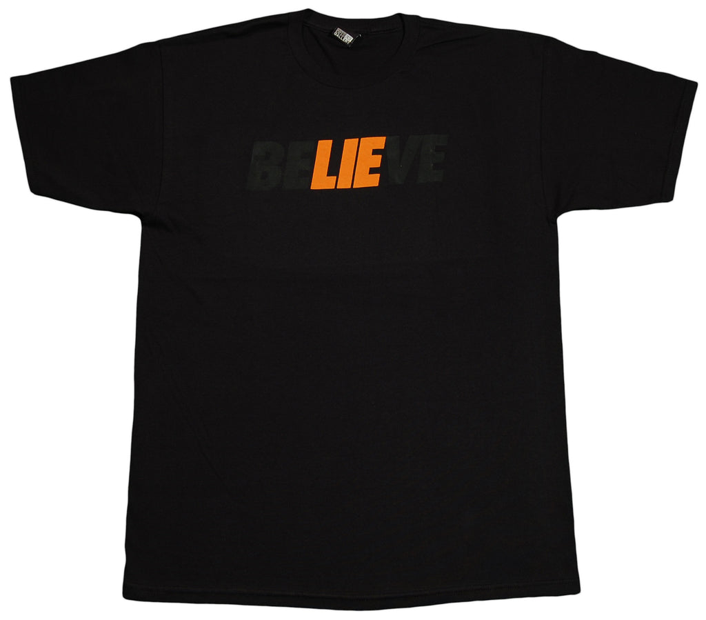 <!--2012051538-->Fifty 24SF - 'Believe' [(Black) T-Shirt]