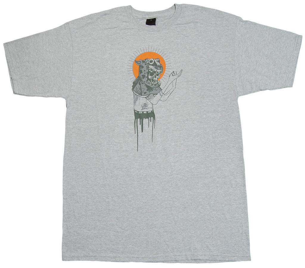 <!--2012091840-->Fifty 24SF - 'Jaguar Warrior' [(Gray) T-Shirt]