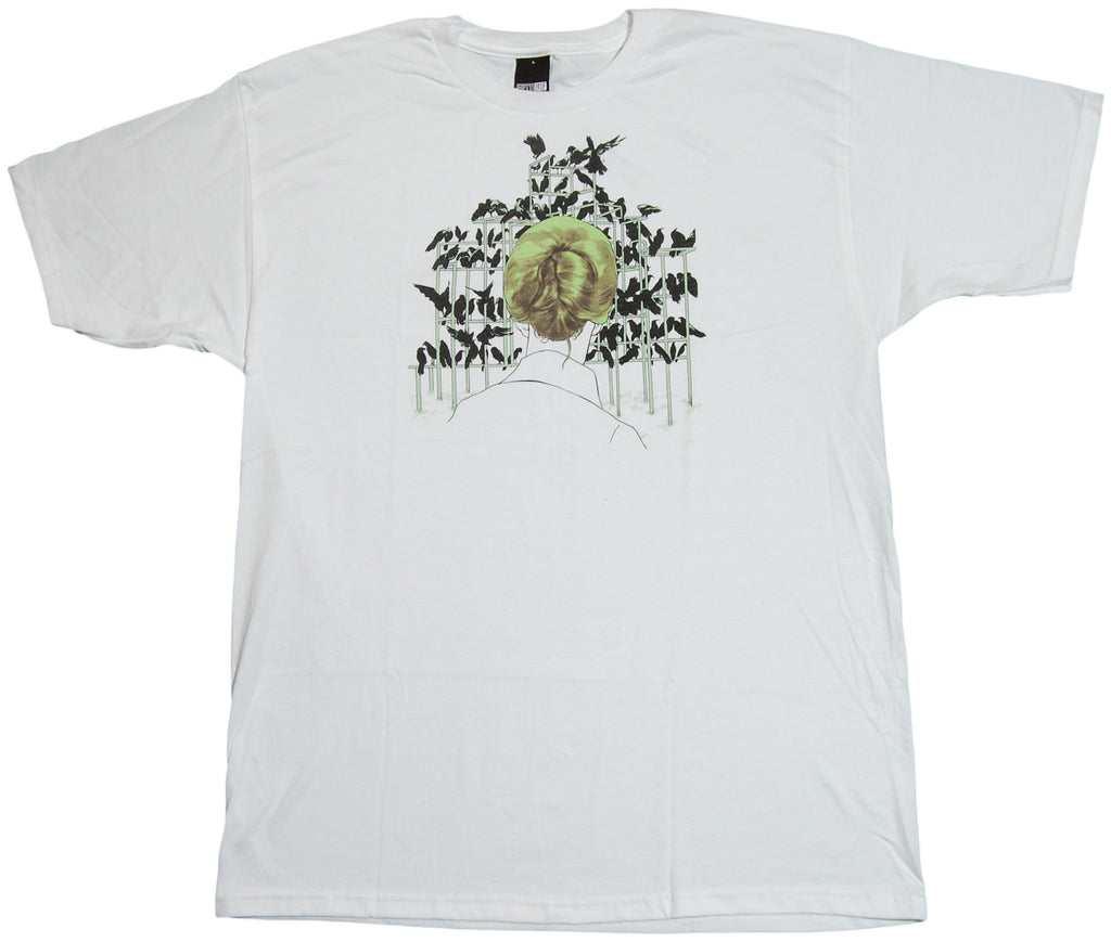 <!--2011091324-->Fifty 24SF - 'Birds' [(White) T-Shirt]