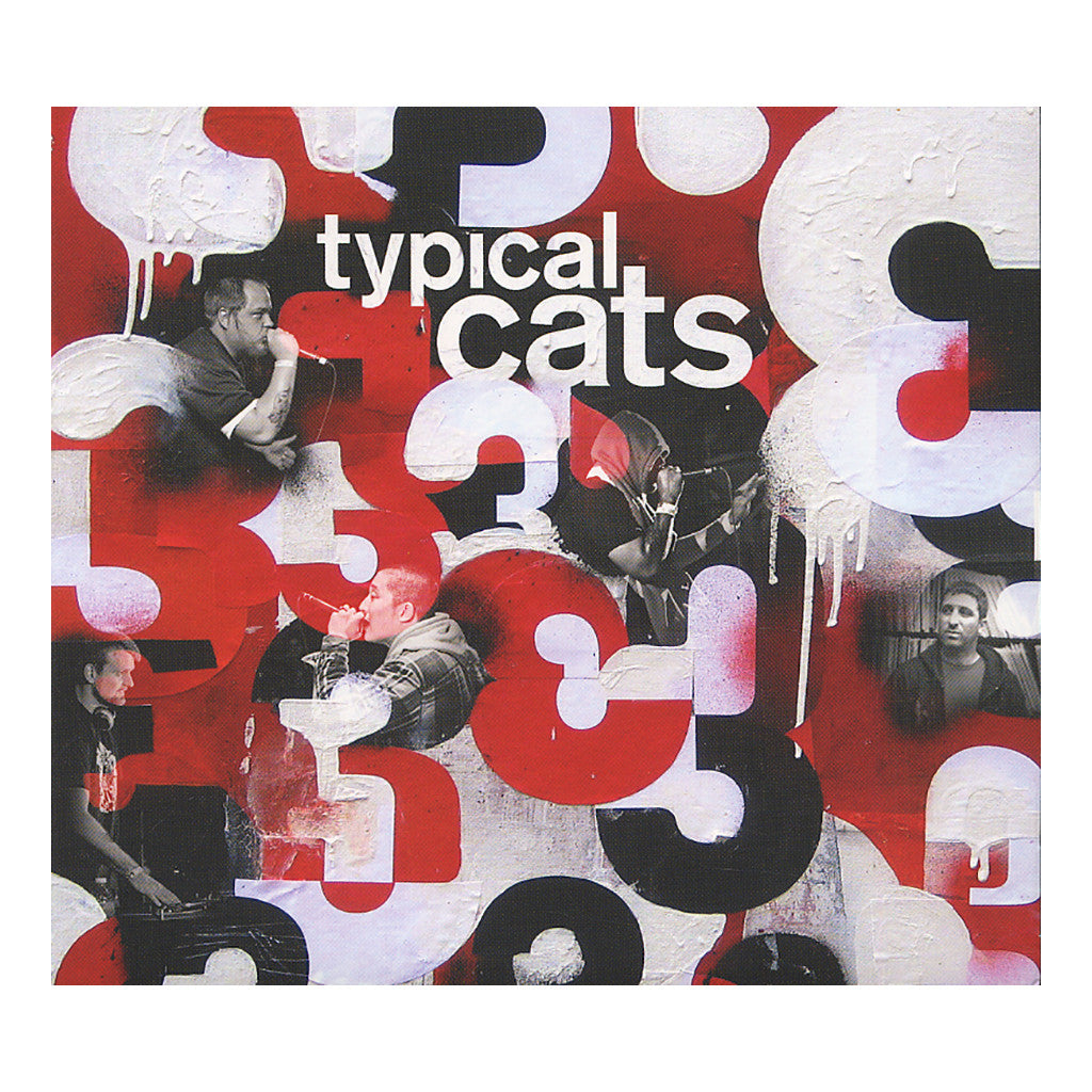 <!--120120925047565-->Typical Cats - '3' [CD]