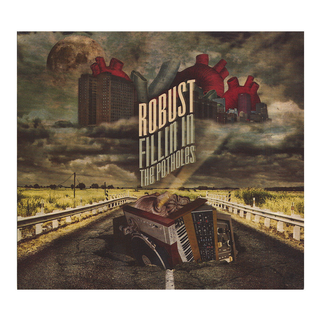 <!--2012110637-->Robust - 'Fillin In The Potholes' [CD]