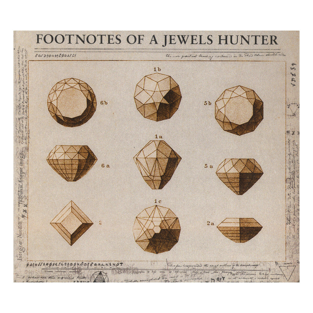 Jewels Hunter - 'Footnotes Of A Jewels Hunter' [CD]
