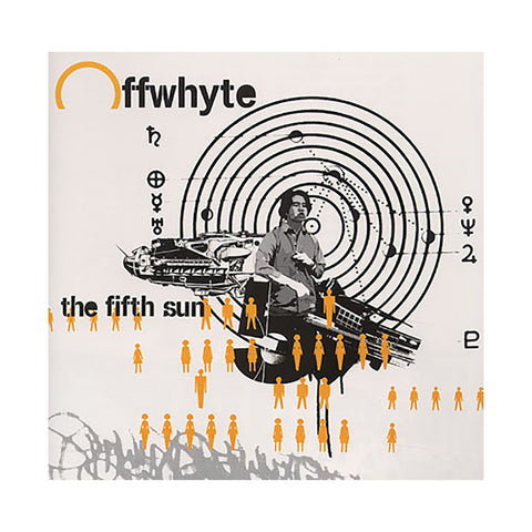 Offwhyte - 'The Fifth Sun' [CD]
