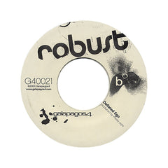 "<!--020030101010347-->Robust - 'Yesterday's Fossil/ Deflated Ego' [(Black) 7"""" Vinyl Single]"