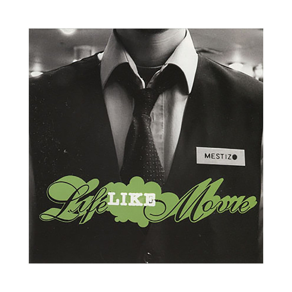 <!--120040803011889-->Mestizo - 'LifeLikeMovie' [CD]