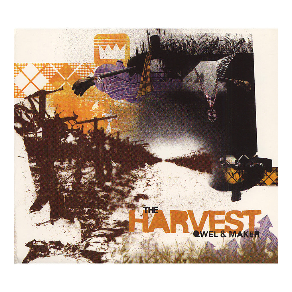 Qwel & Maker - 'The Harvest' [(Black) Vinyl [2LP]]
