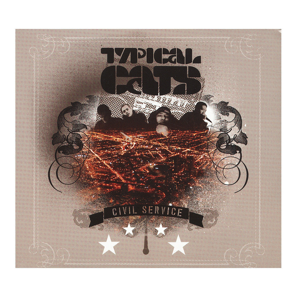 <!--2004110224-->Typical Cats - 'Justice Coming' [Streaming Audio]