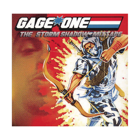 Gage-One - 'The Storm Shadow Mixtape' [CD]