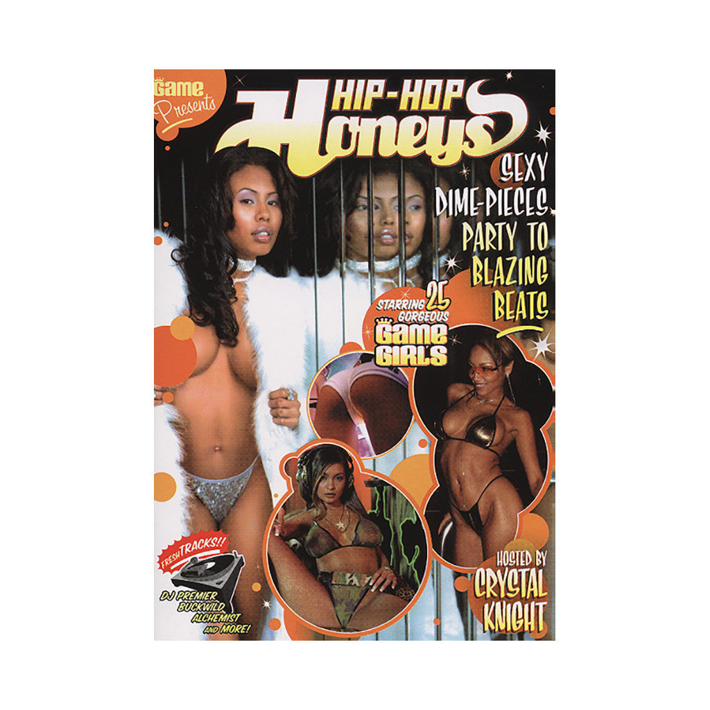 <!--020020129003128-->Hip Hop Honeys - 'Vol. 1' [DVD]