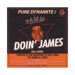 Various Artists (James Brown) - 'GAMM Doin' James : Tributes To The Godfather Of Soul From The GAMM All Stars' [CD]