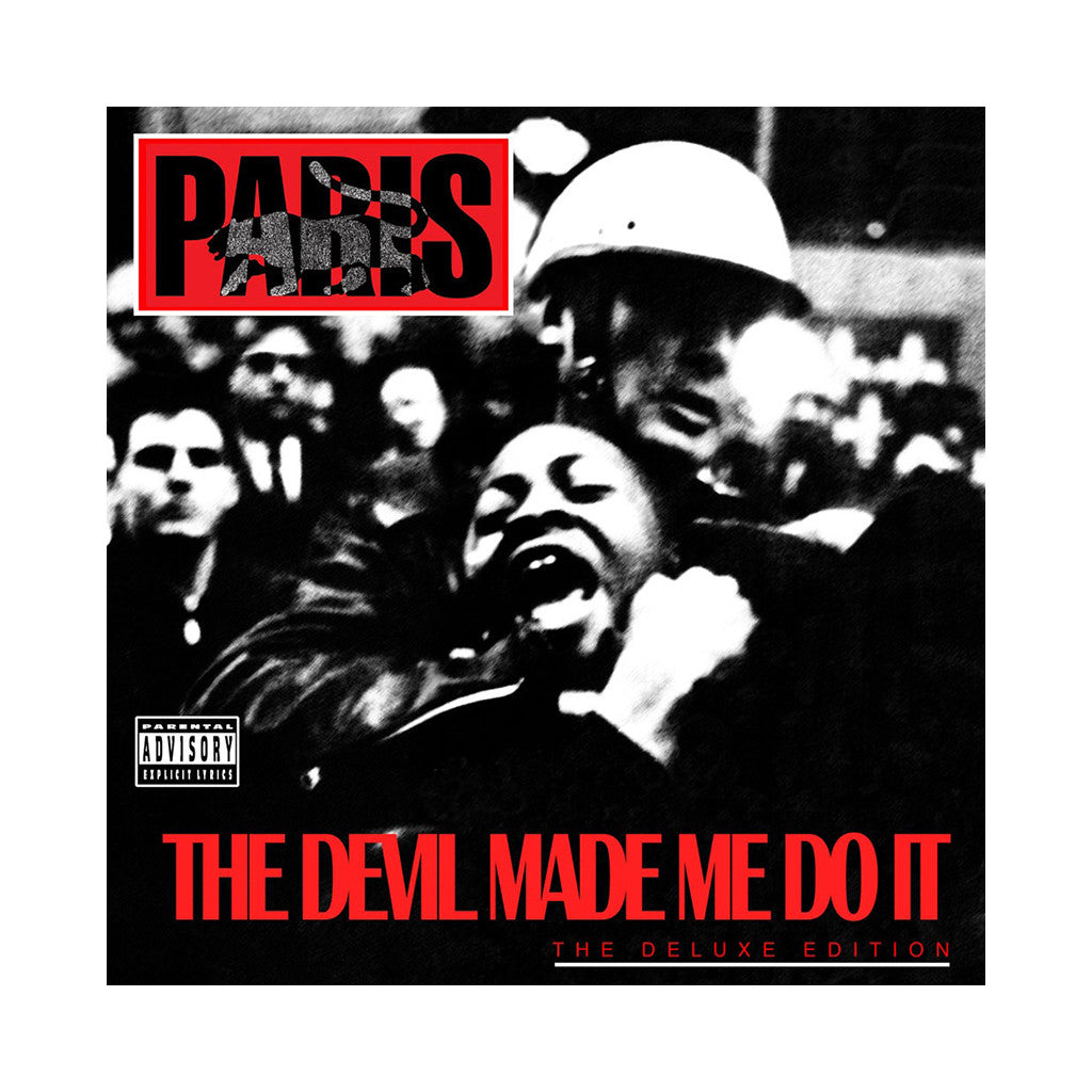 <!--020090407001779-->Paris - 'The Devil Made Me Do It (Deluxe Edition)' [CD]