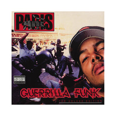 <!--020040127001776-->Paris - 'Guerrilla Funk (Deluxe Edition)' [(Black) Vinyl [2LP]]
