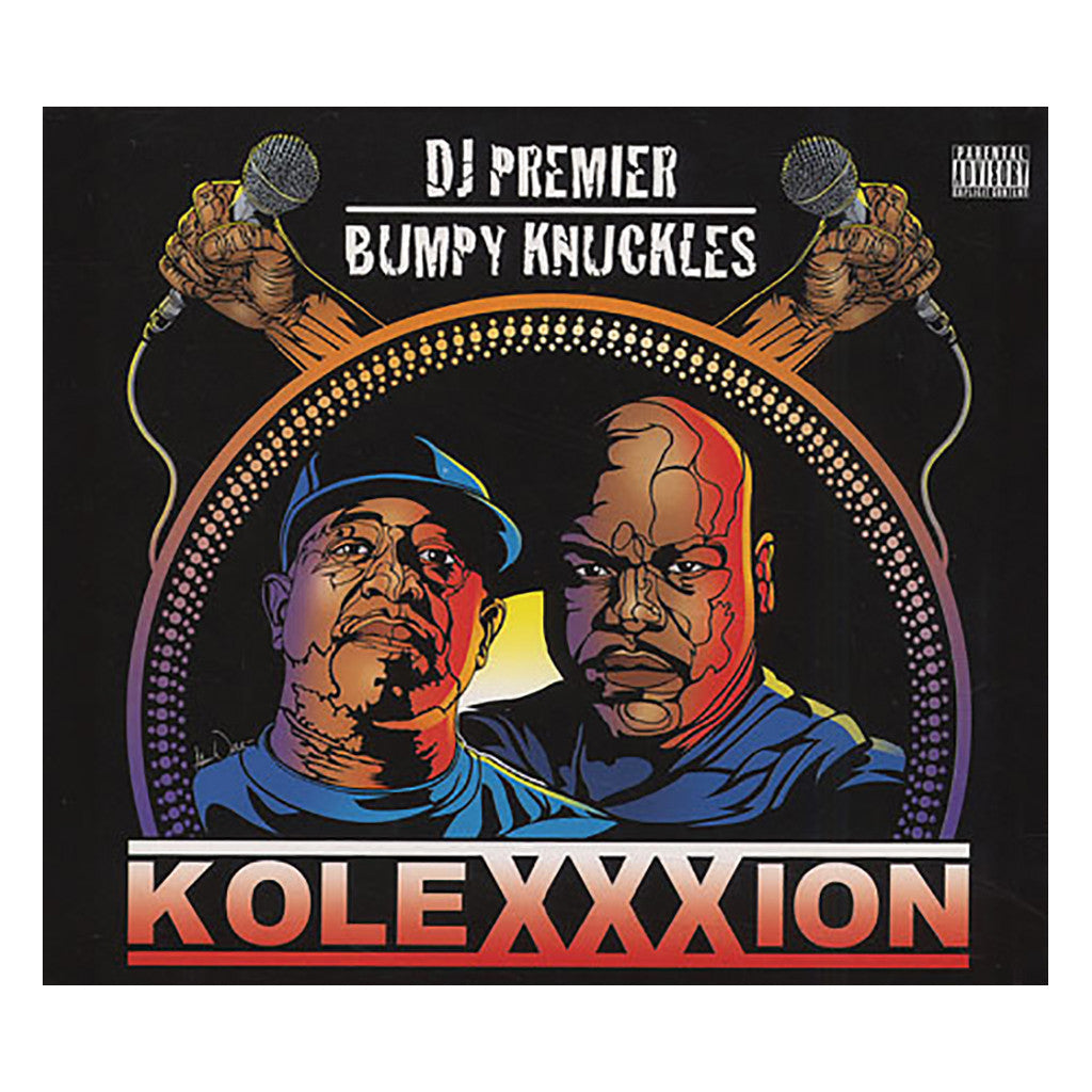 <!--2012032119-->DJ Premier & Bumpy Knuckles - 'wEaRe aT WaR' [Streaming Audio]