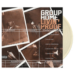 Group Home - 'Livin' Proof (Deluxe Edition)' [(Clear) Vinyl [3LP]]