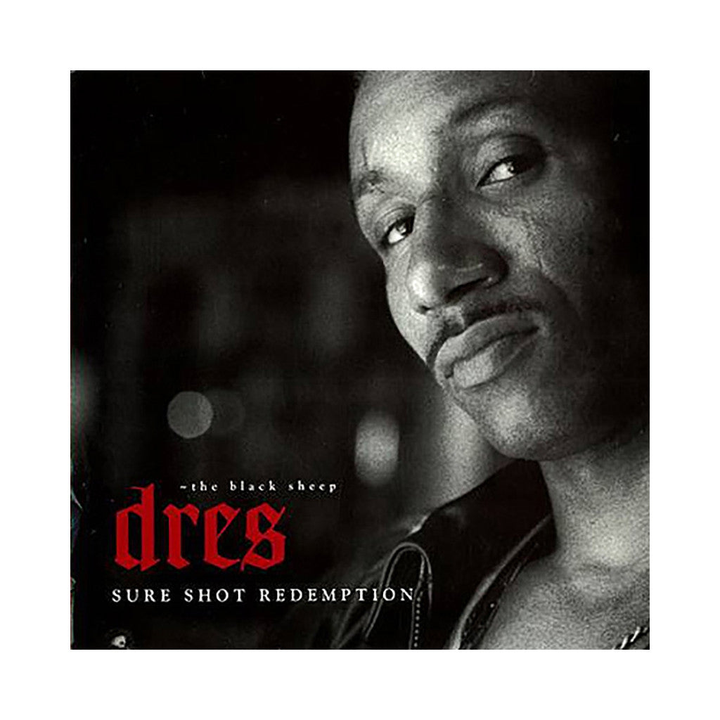 Dres - 'Sure Shot Redemption' [CD]