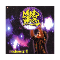 <!--020080527010615-->Zion I - 'Mind Over Matter' [CD]
