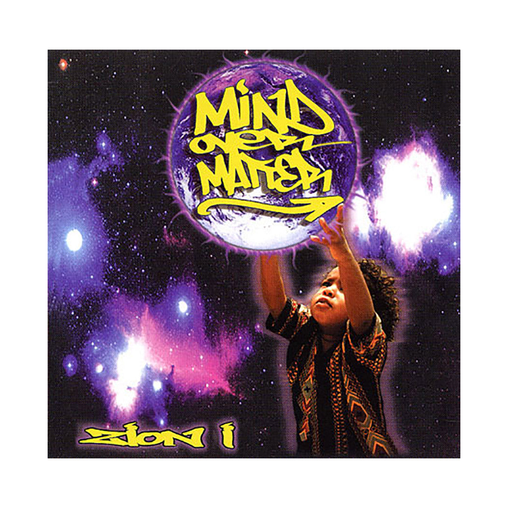 <!--020000606000007-->Zion I - 'Mind Over Matter' [(Black) Vinyl [2LP]]