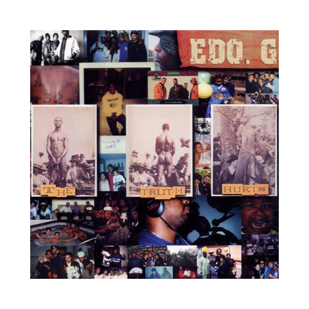 <!--020010413003602-->EDO.G - 'The Truth Hurts' [CD]
