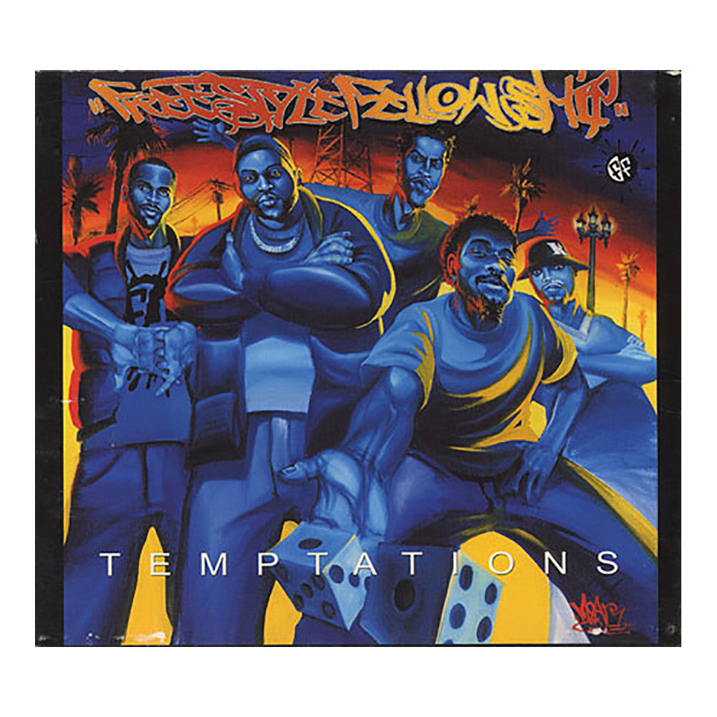 <!--020011023012199-->Freestyle Fellowship - 'Temptations' [CD]