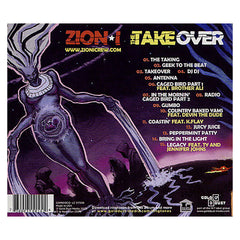 Zion I - 'The TakeOver' [CD]