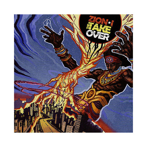 "[""Zion I - 'The TakeOver' [CD]""]"