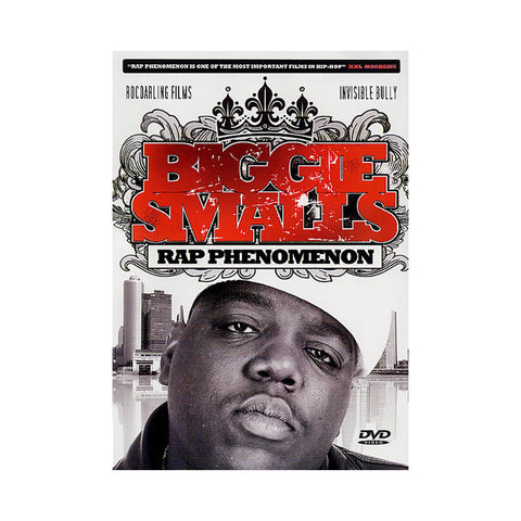 "[""The Notorious B.I.G. - 'Biggie Smalls: Rap Phenomenon' [DVD]""]"