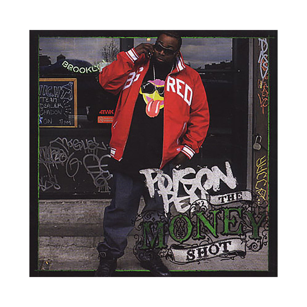 <!--2009080404-->Poison Pen - 'The Money Shot' [CD]