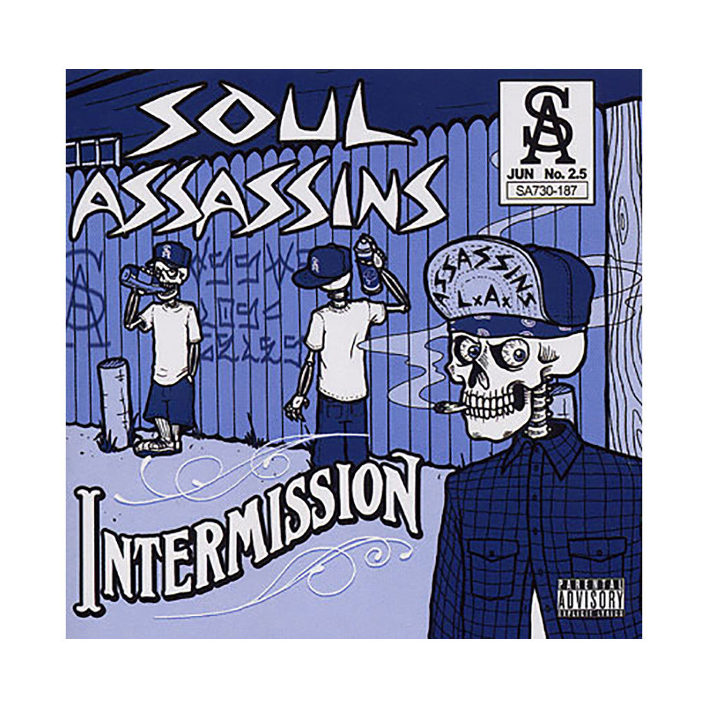 Soul Assassins - 'Intermission' [CD]