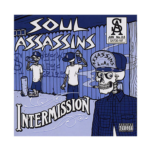 "[""Soul Assassins - 'Intermission' [CD]""]"