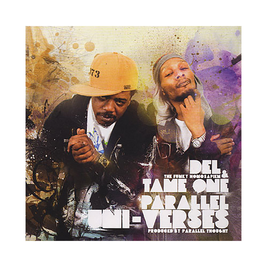<!--2009111335-->Del The Funky Homosapien & Tame One - 'Keep It Up' [Streaming Audio]