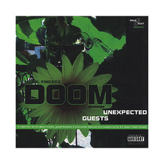 M.F. DOOM - 'Unexpected Guests' [CD]