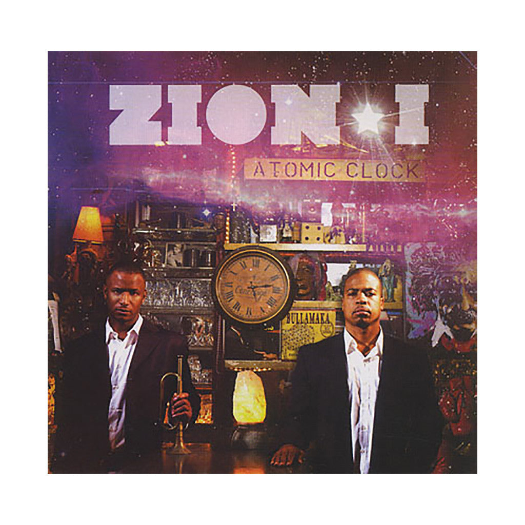 <!--120101102023880-->Zion I - 'Atomic Clock' [CD]