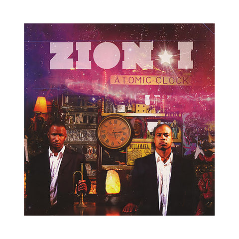 "[""Zion I - 'Atomic Clock' [(Black) Vinyl [2LP]]""]"