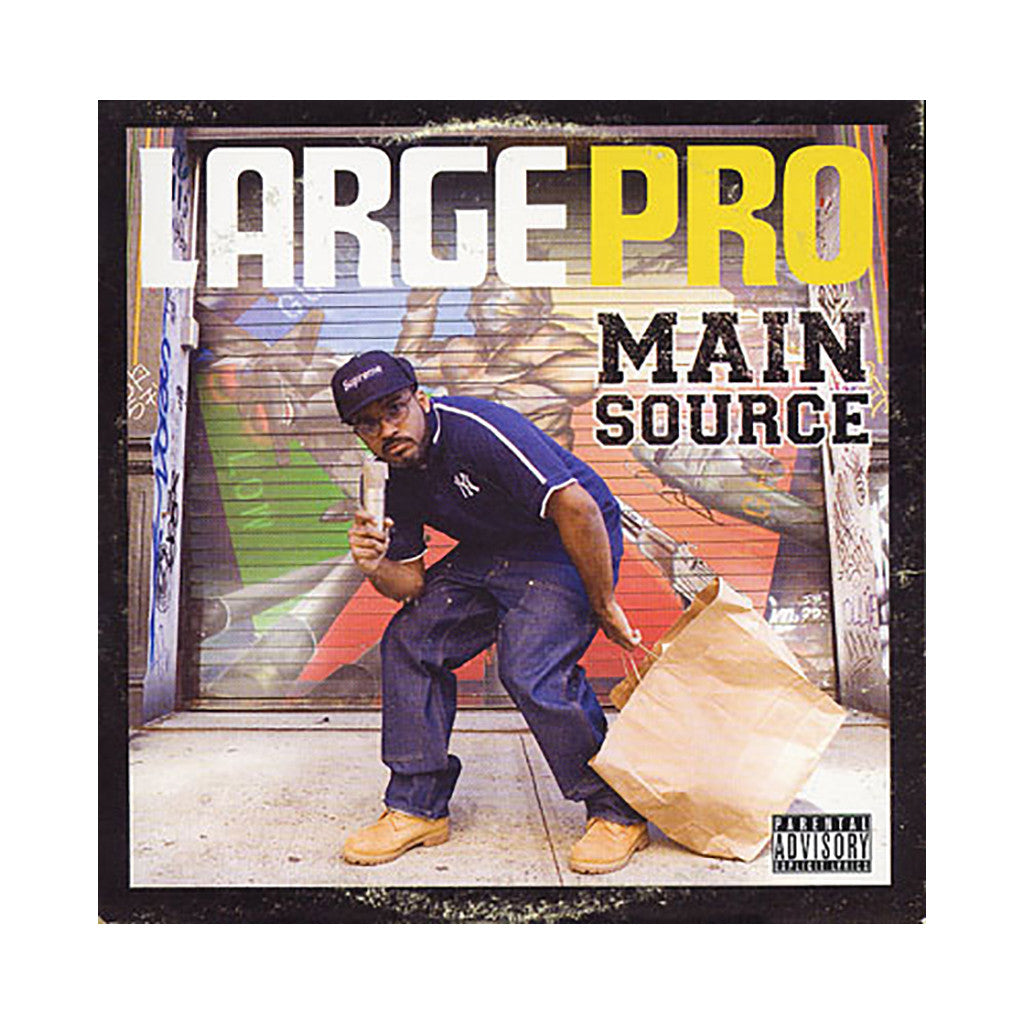 Large Professor - 'Main Source' [CD]