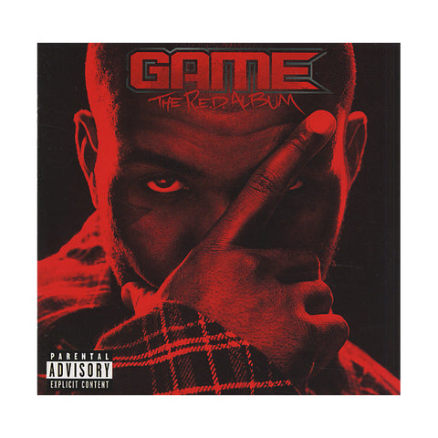 The Game - 'The R.E.D. Album' [CD]