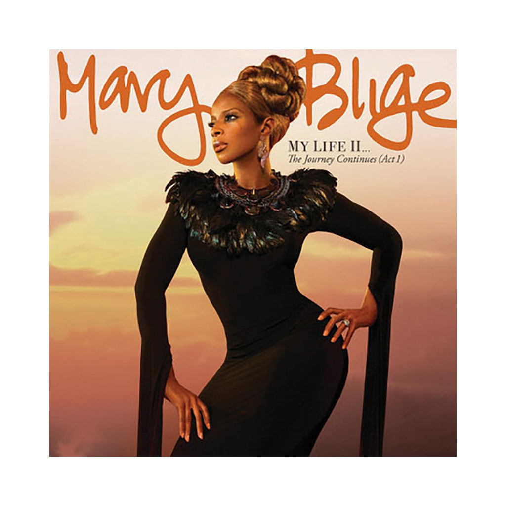 <!--120111122037643-->Mary J. Blige - 'My Life II...The Journey Continues (Act 1) (Deluxe Edition)' [CD]